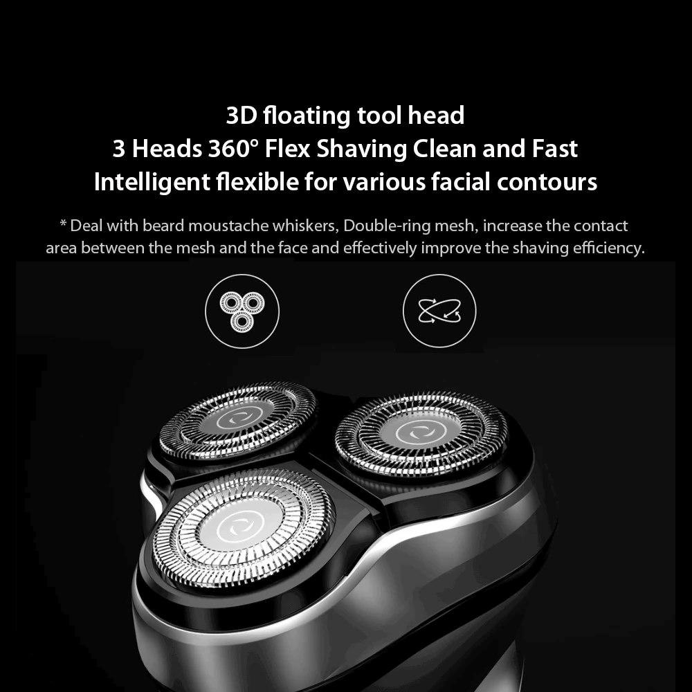 Xiaomi Youpin Enchen Black Stone 3D Electric Shaver 5