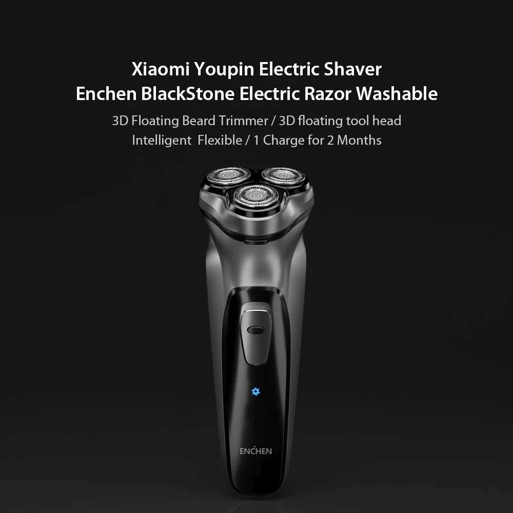 Xiaomi Youpin Enchen Black Stone 3D Electric Shaver 6