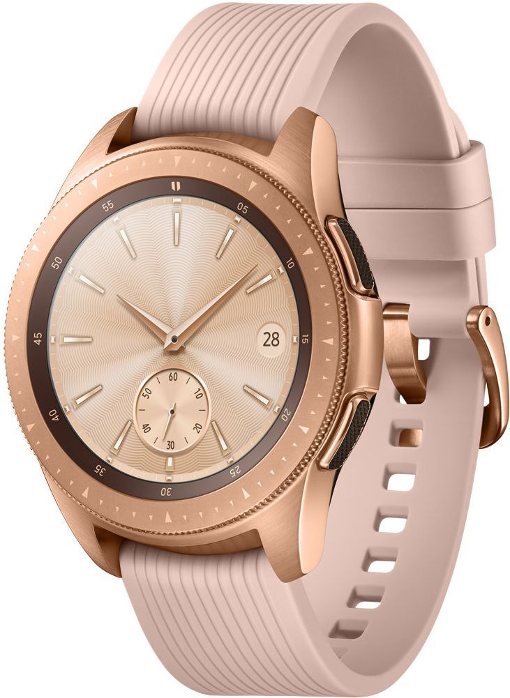 watch 42 mm rose gold