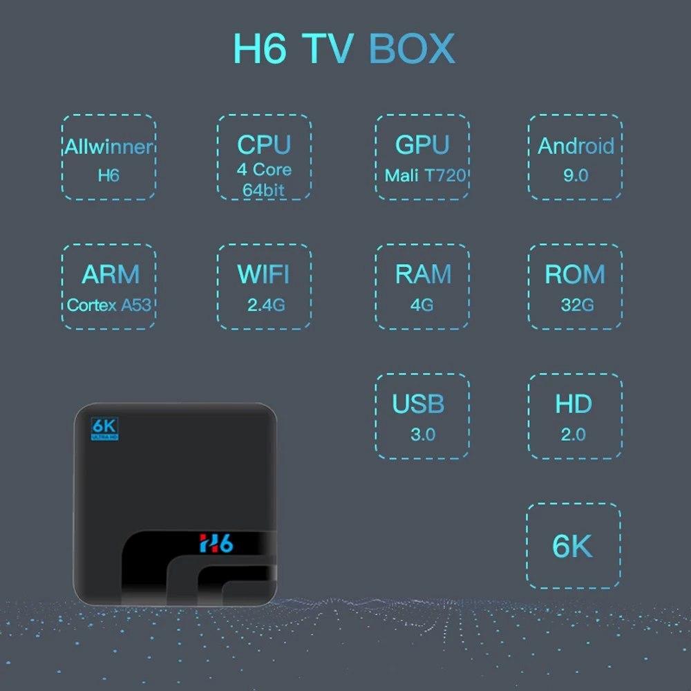 6K TV Box 2