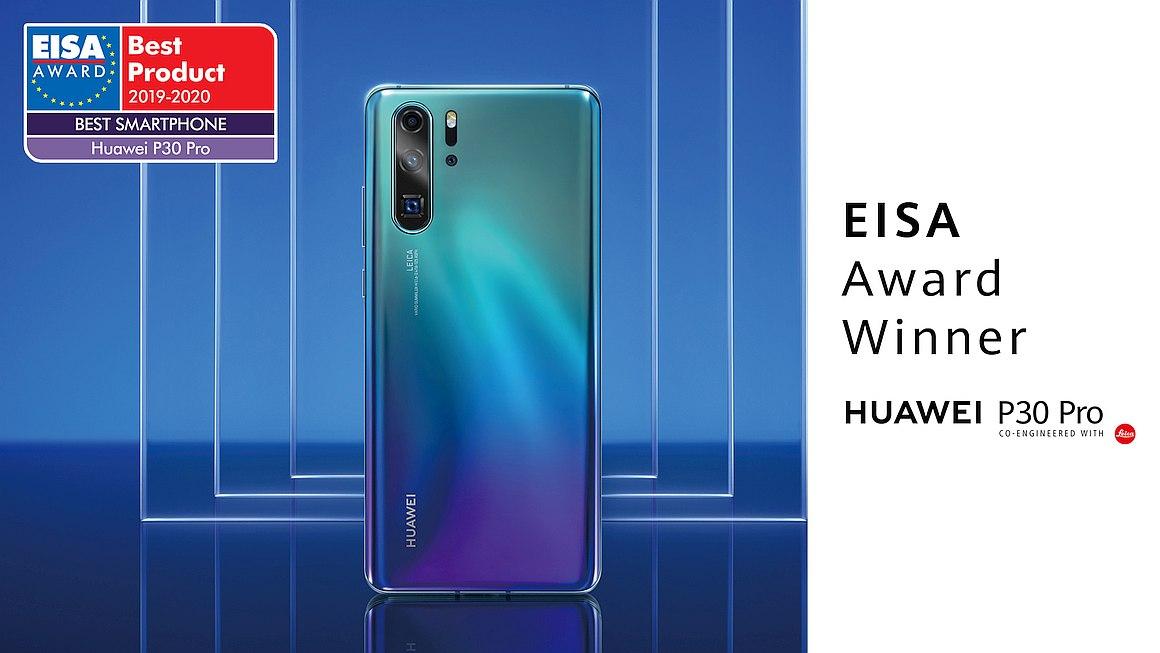 Huawei osvojio EISA nagradu za najbolji pametni telefon
