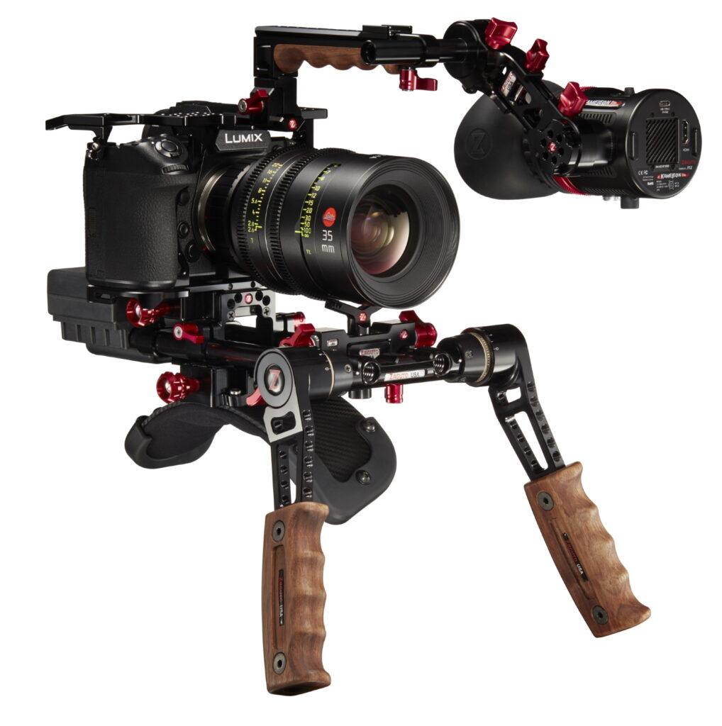 LUMIX S1H s dodacima za videosnimanje