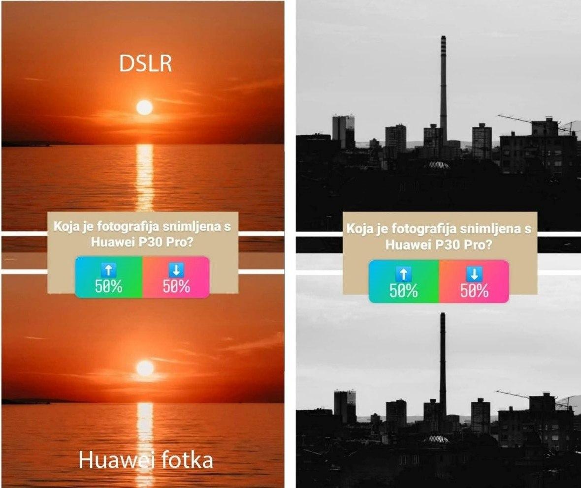 Poznati hrvatski fotograf provjerio postoji li razlika između smartphone i DSLR fotografije 2