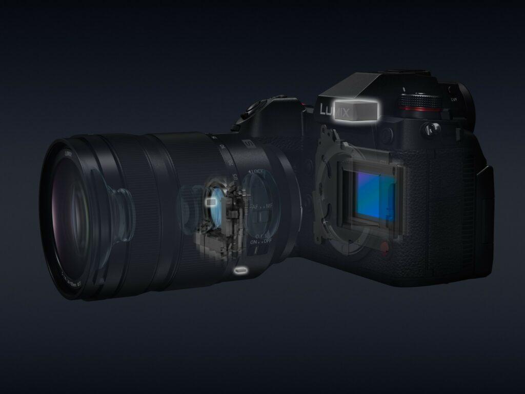 Prikaz sustava za stabilizaciju slike