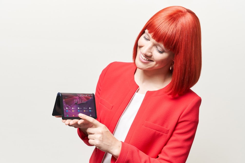 Royole FlexPai savitljivi preklopni smartphone