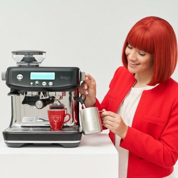 Sage Appliances Barista Pro Black Truffle