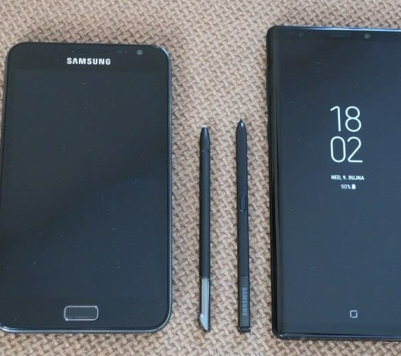 Samsung Galaxy Note Note9 3