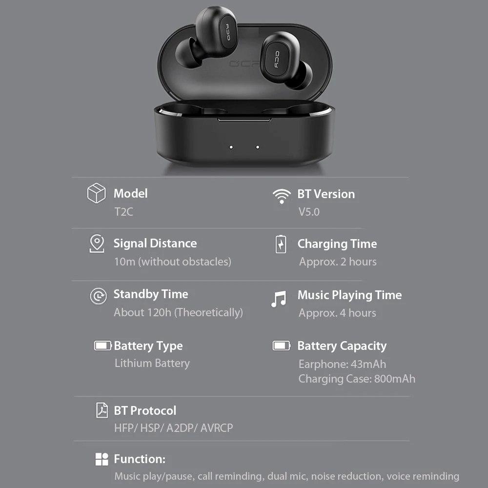 Xiaomi QCY T2C TWS 1