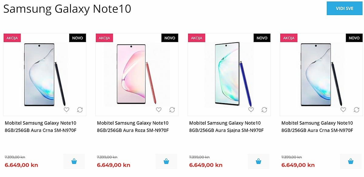 note 10 a1