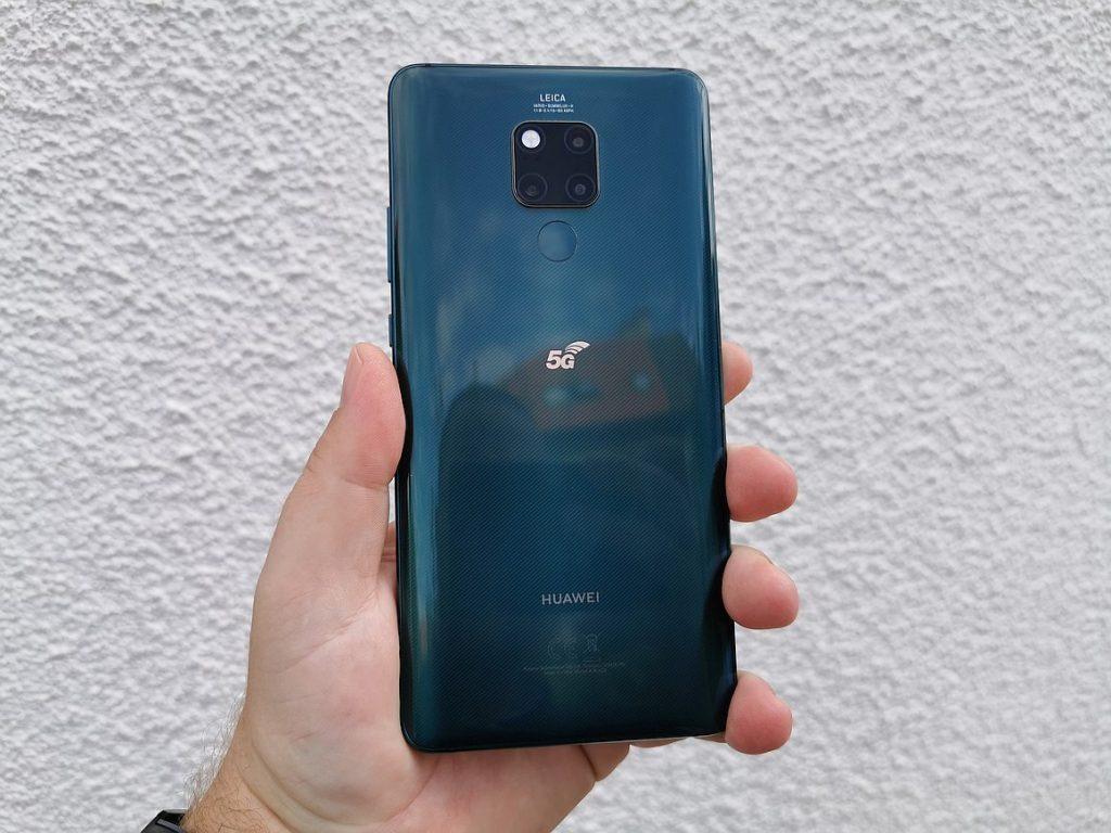 Huawei Mate 20 X 5G recenzija