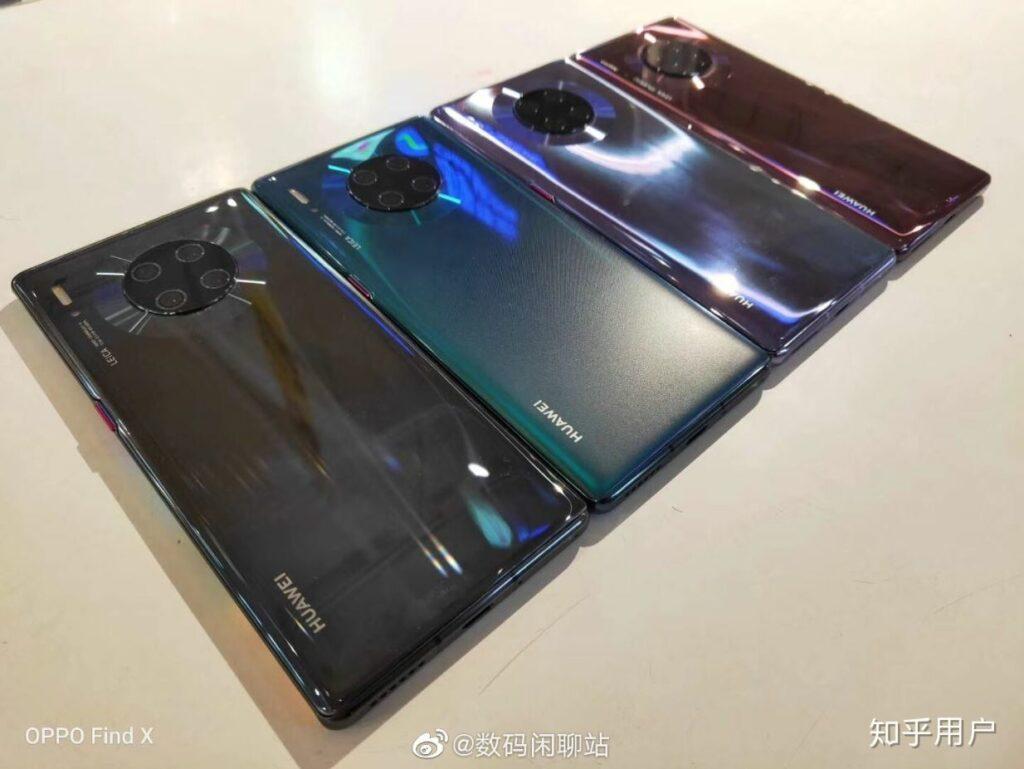 Huawei Mate 30 1