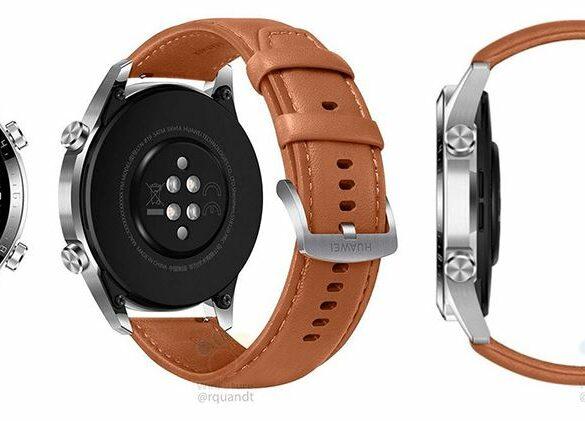 Huawei Watch GT 2 a