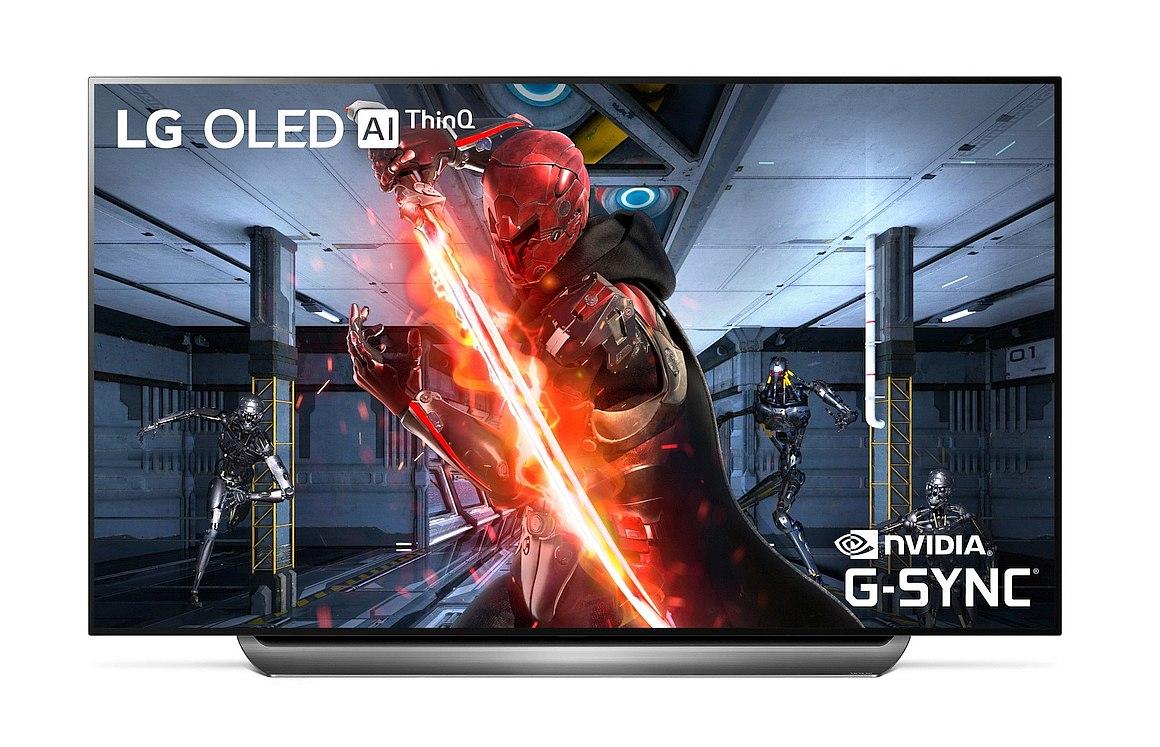 LG OLED Nvidia G Sync