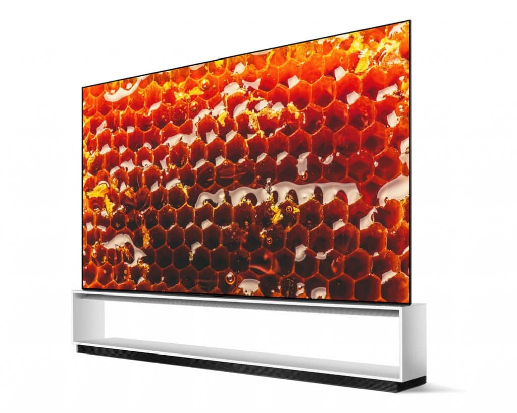 LG SIGNATURE OLED 8K TV model 88Z9 4 e1567609622640