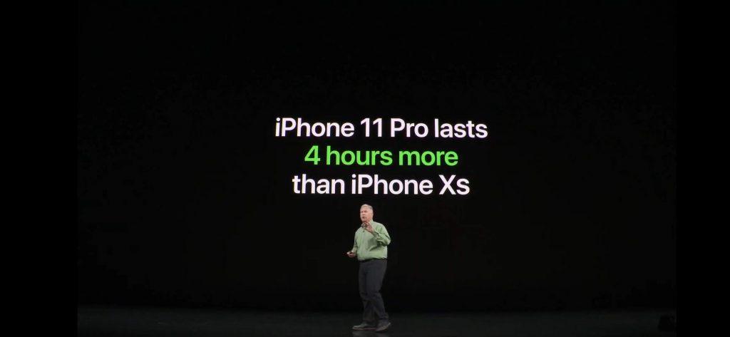 iPhone 11 Pro 12