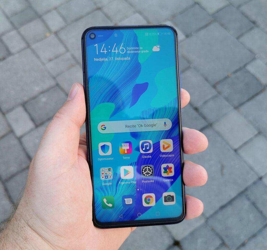 Huawei Nova 5T 3