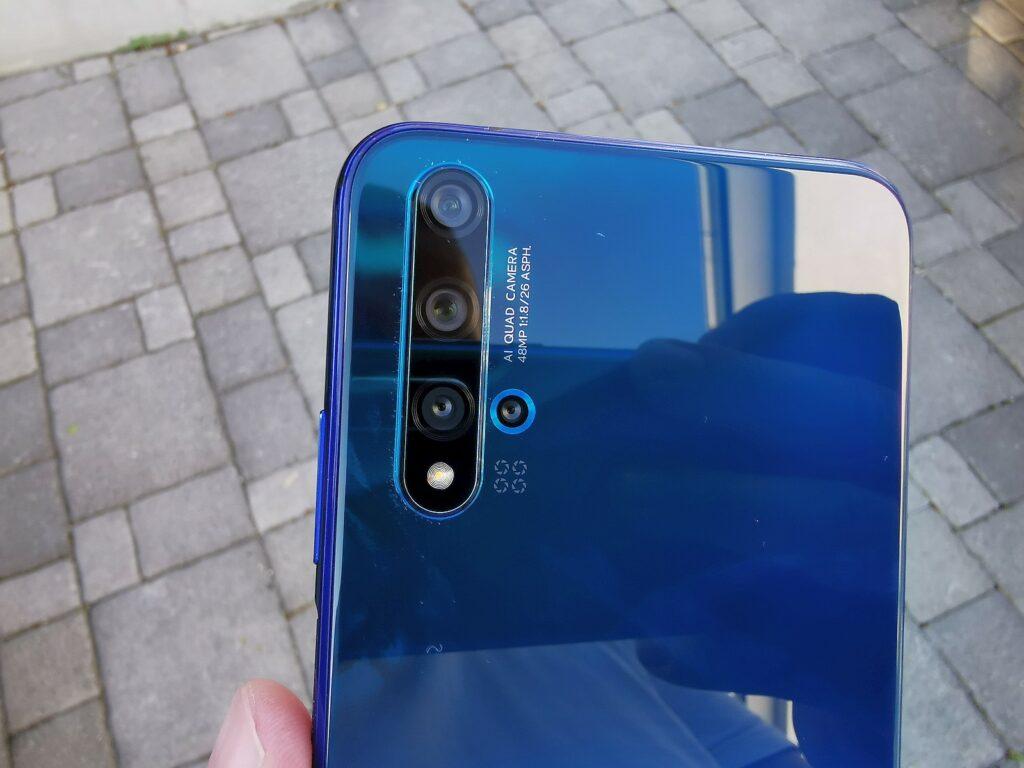 Huawei Nova 5T 7