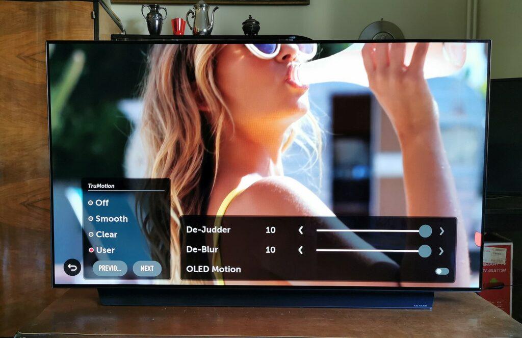 LG OLED55C9 14