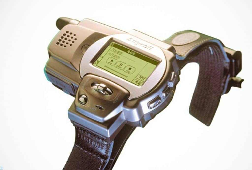 Samsungwatch phone 1999