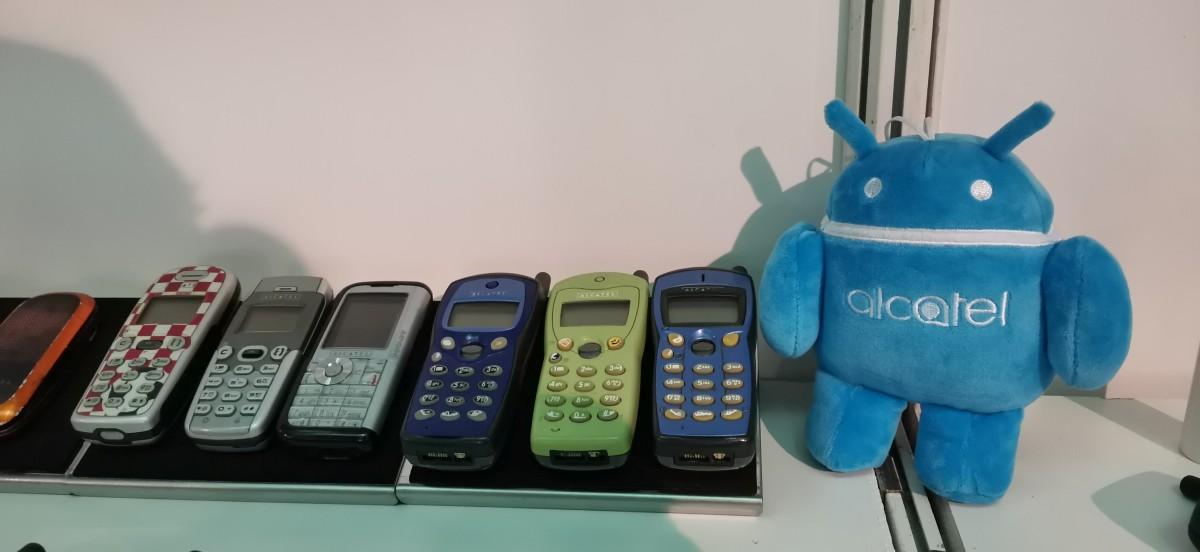 Alcatel stari mobiteli 2
