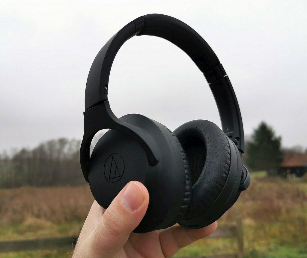 Audio Technica ATH DSR7 5