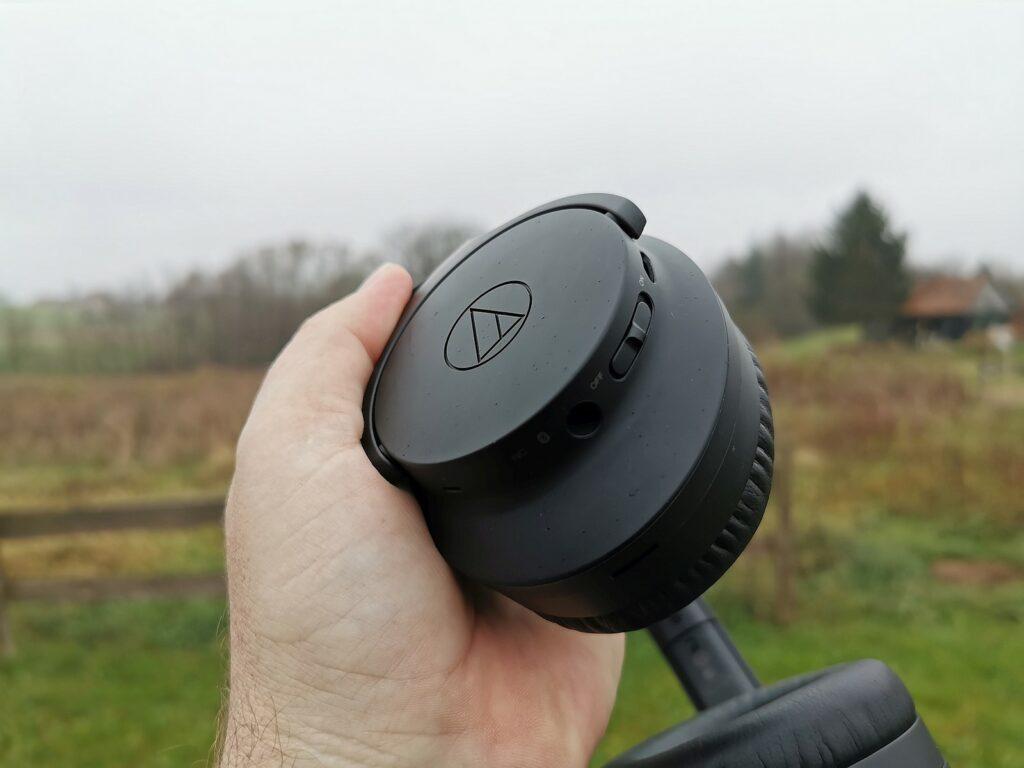 Audio Technica ATH DSR7 6