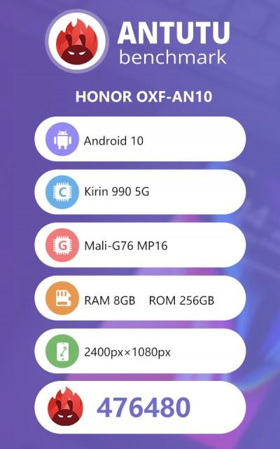 Honor V30 Pro 4