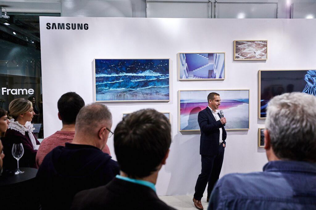 Hrvoje Katalenić voditelj odjela potrošačke elektronike Samsung Electronics Adriatic
