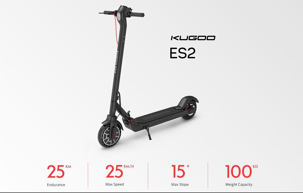 Kugoo ES2 2