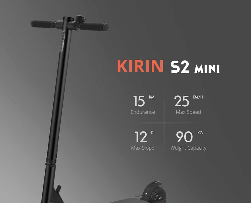 Kugoo Kirin S2 Mini 1