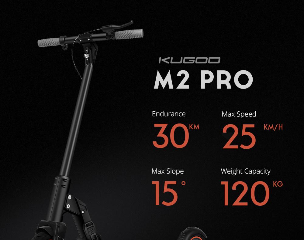 Kugoo M2 Pro 1