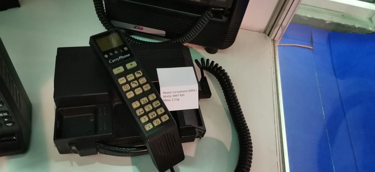 Muzej starih mobitela 19