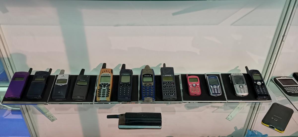 Muzej starih mobitela 2