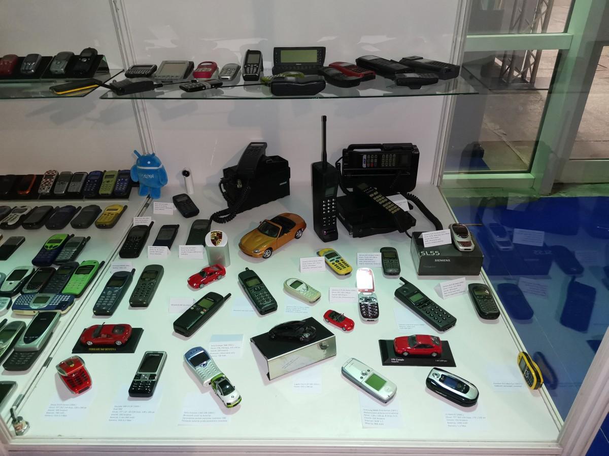 Muzej starih mobitela 21