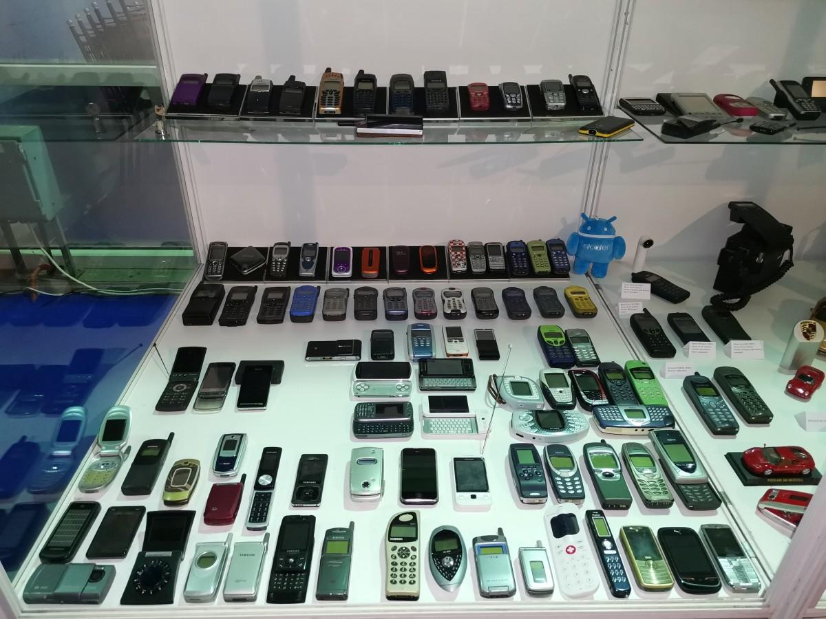 Muzej starih mobitela 22