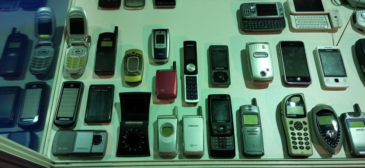 Muzej starih mobitela 5