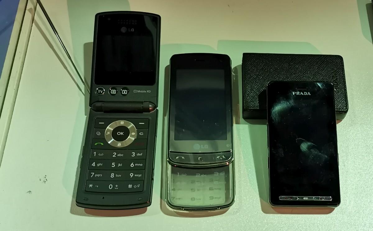 Muzej starih mobitela 6