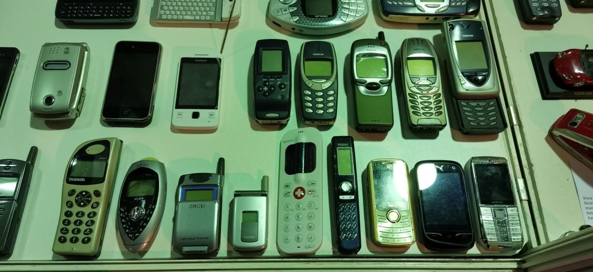 Muzej starih mobitela 7