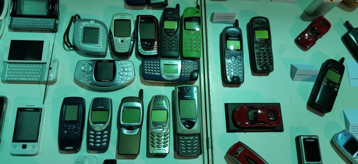 Muzej starih mobitela 8