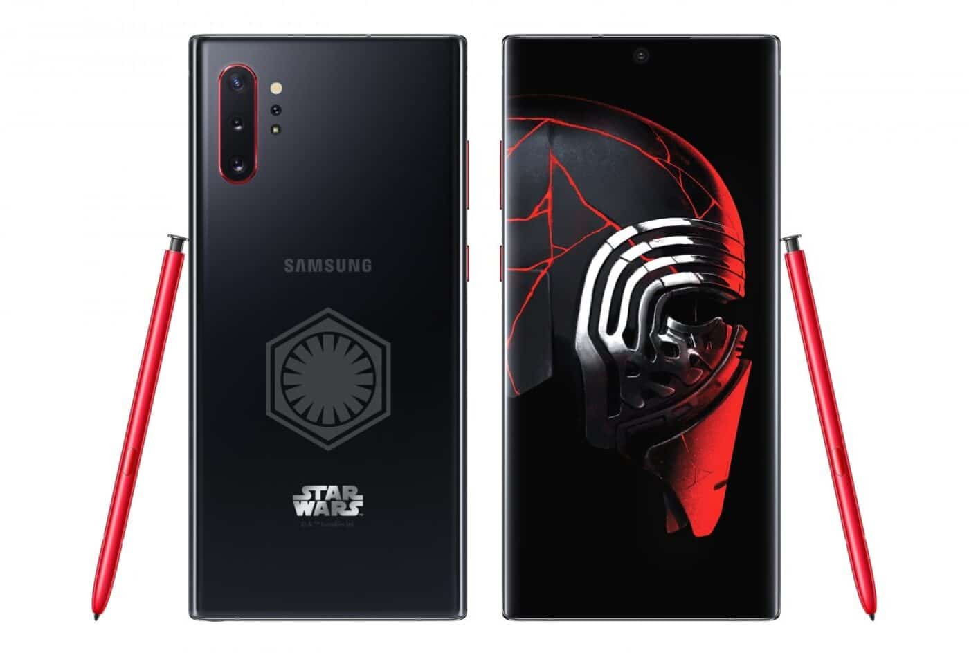 StarWars Edition Note10