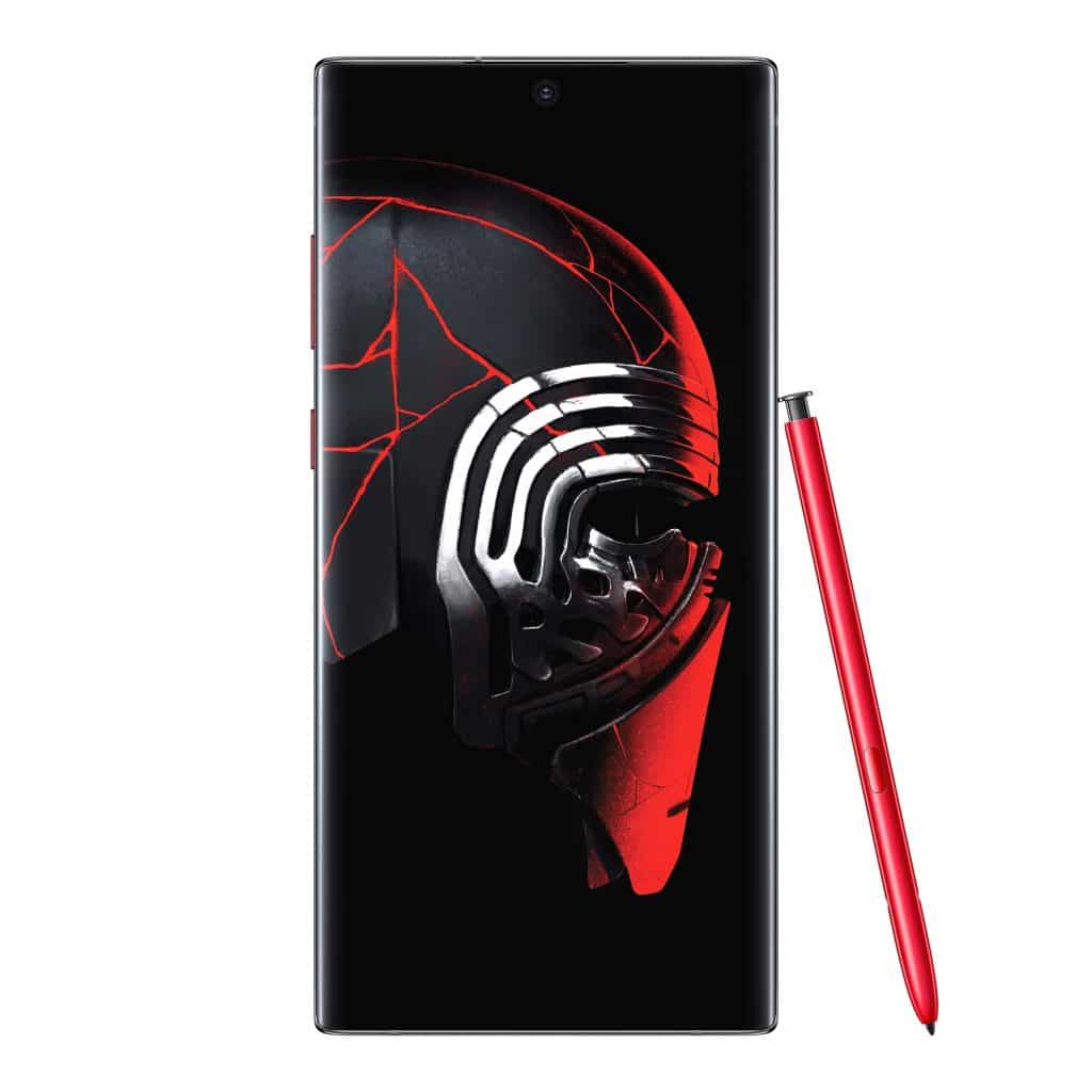 StarWars Edition Note10 Front