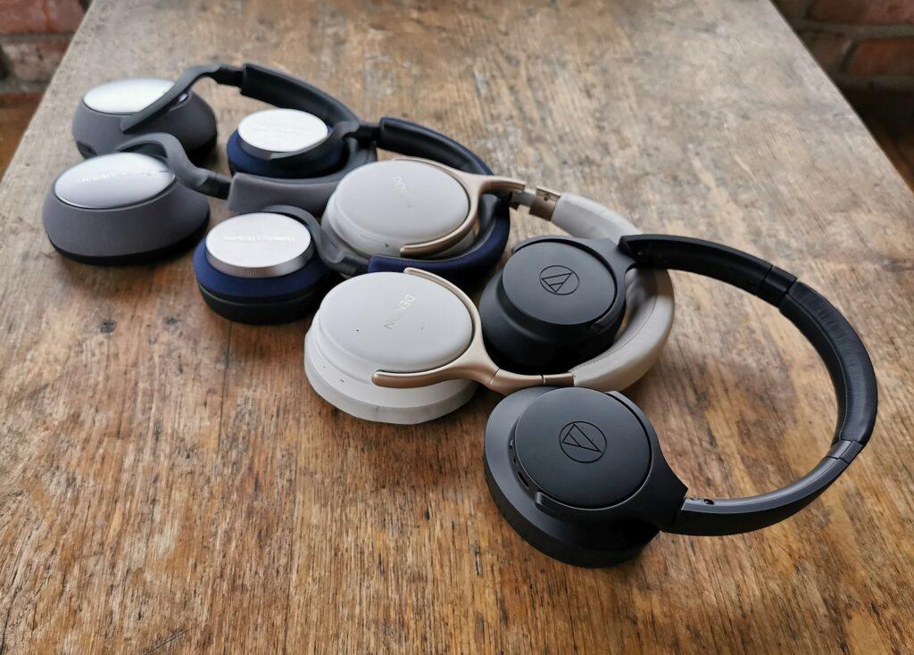 Usporedba Bluetooth slušalica 5