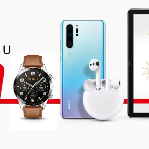 Blagdanska ponuda za posjetitelje Huawei servisnog centra