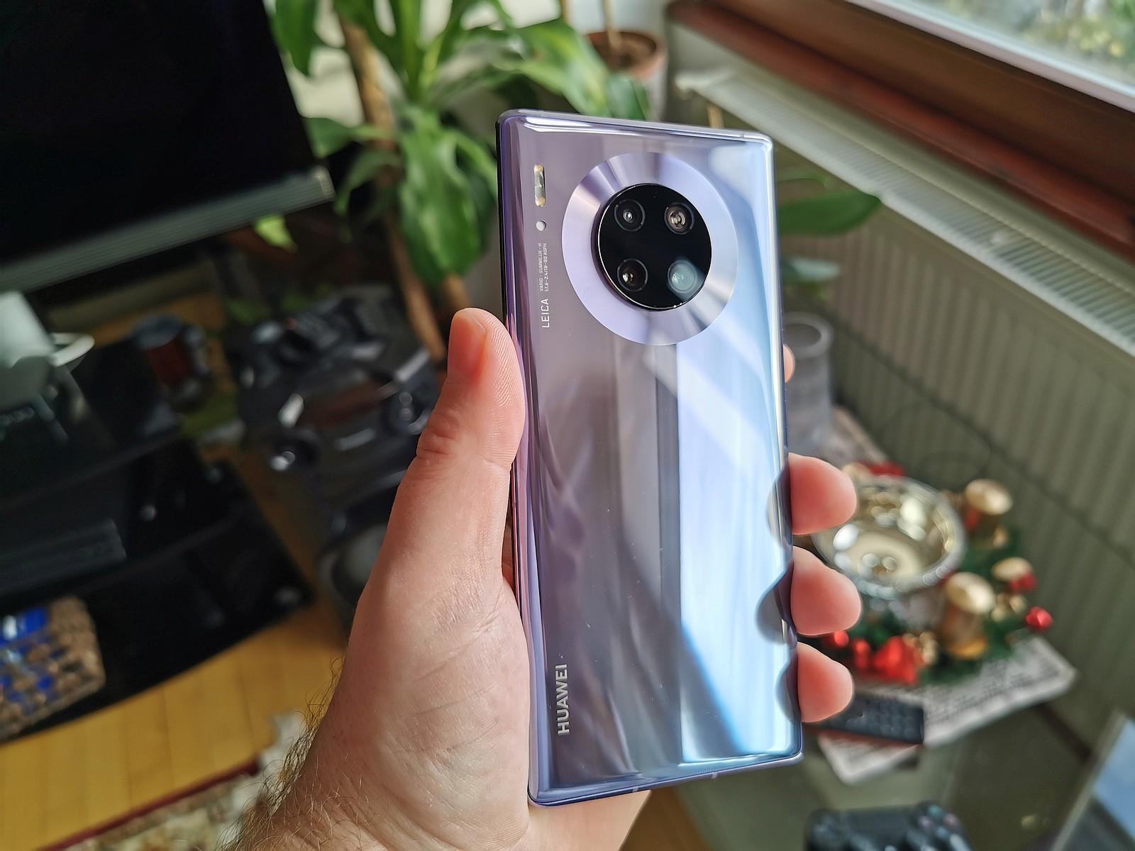 Huawei Mate 30 Pro 8