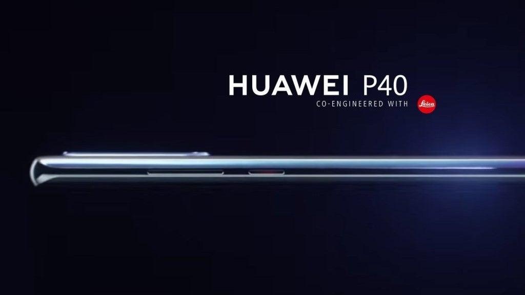 Huawei P40 1