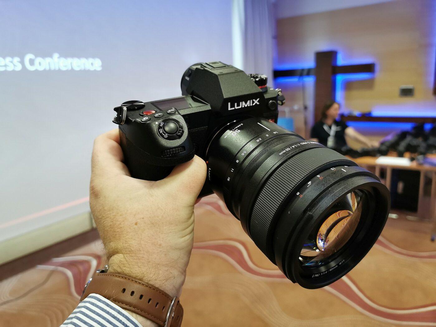 Panasonic Lumix S1H 8