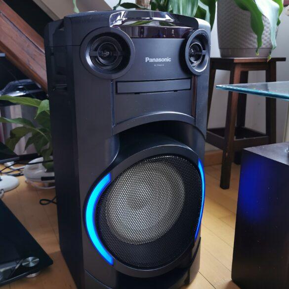Panasonic SC TMAX10 4