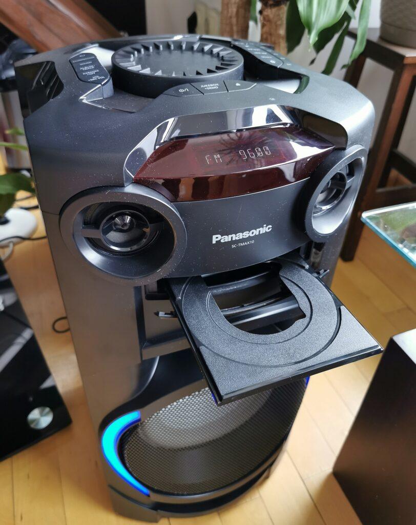 Panasonic SC TMAX10 5