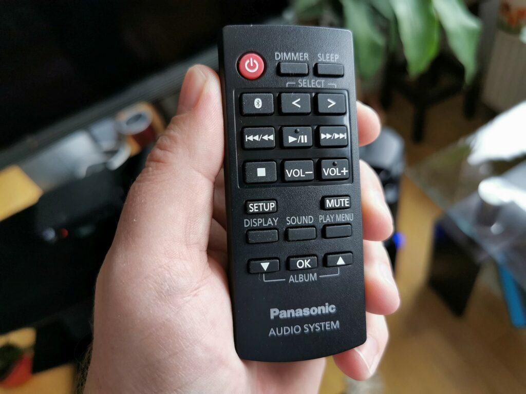 Panasonic SC TMAX10 6