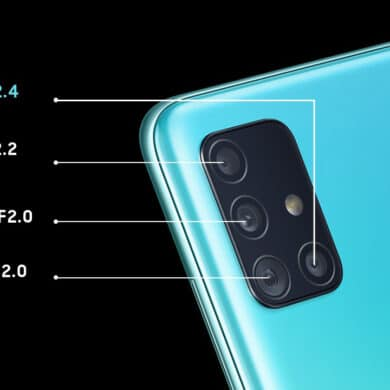 Samsung A51 2